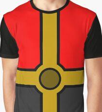 AoSth Robotnik Suit Graphic T-Shirt