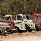 Old Trucks, South Australia by LisaRoberts