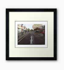 Mengham Road 04 Framed Print