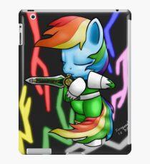 Mighty Morphin Rainbow Dash iPad Case/Skin