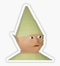 Runescape Gnome Child Sticker