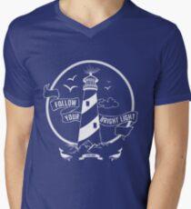 Lighthouse Follow Your Bright Light Explore T-Shirt