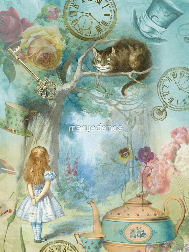 Wonderland by maryedenoa