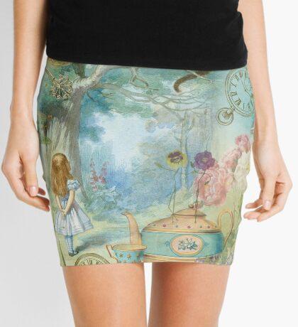 mundo maravilloso Minifalda