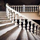 Skirt Stairs by Svetlana Sewell