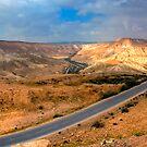 Nahal Zin, Sde Boker by Eyal Nahmias