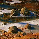 Rocks in the Creek #1 by RockyWalley