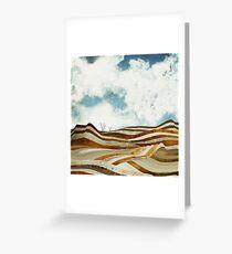 Desert Calm Greeting Card