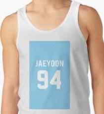 SF9 · Jaeyoon · Blue Men's Tank Top