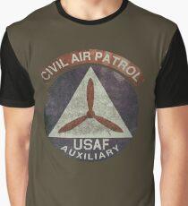 Civil Air Patrol Emblem Graphic T-Shirt