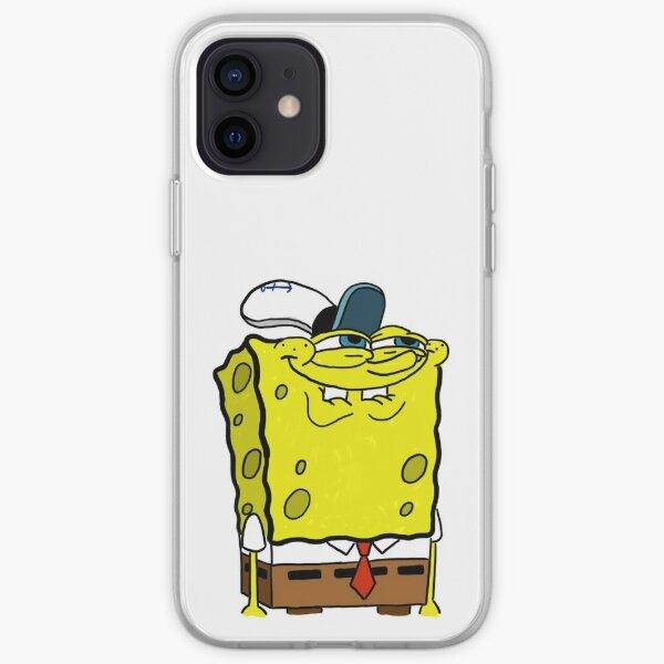 spongebob iPhone Soft Case