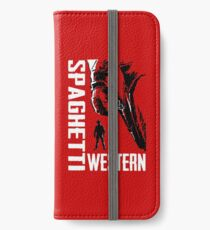 Spaghetti Western iPhone Wallet/Case/Skin