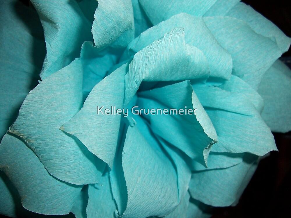 Paper Flower by Kelley Gruenemeier