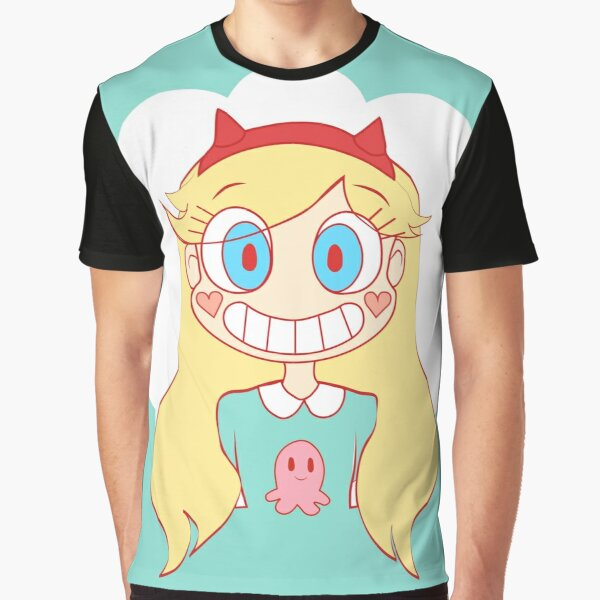 star vs the forces of evil Graphic T-Shirt