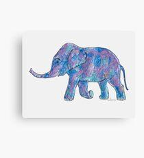 Elephant Painting 51517 Canvas Print