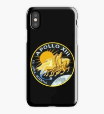 Apollo 13 Mission Badge iPhone Case/Skin