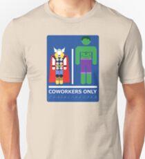 Coworker Restroom T-Shirt