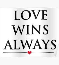 Love Wines Always Poster