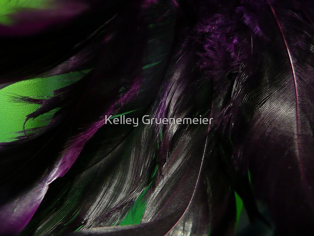 Purple Depression by Kelley Gruenemeier