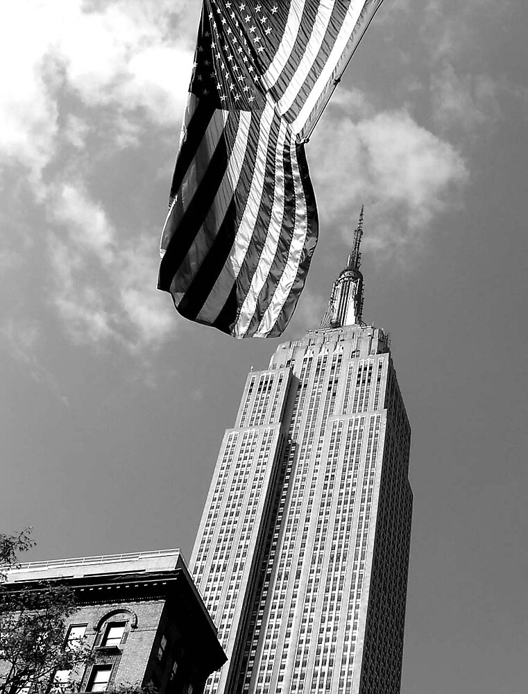 Empire State Building by Jayesh Patel