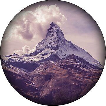 Mountain Graphic by krimzen
