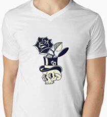 Hat Trick Men's V-Neck T-Shirt