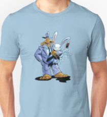 Sam & Max - Hug Art T-Shirt