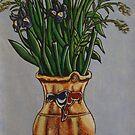 Irises by Ronan Crowley
