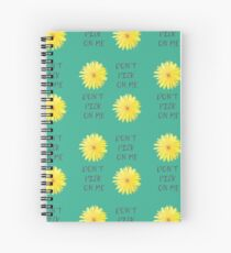 Not A Weed Spiral Notebook