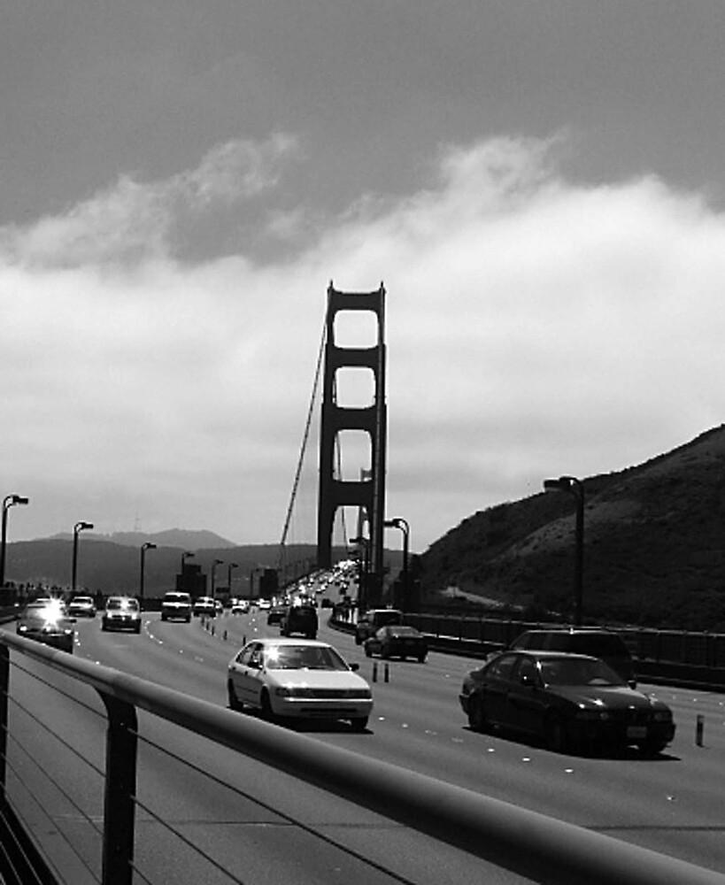 Golden Gate Bridge by Jayesh Patel