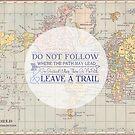 Do Not Follow Design by Nicola  Pearson