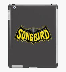 Songbird iPad Case/Skin