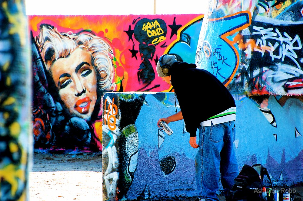 Admiring His Work by Ashleigh Robb