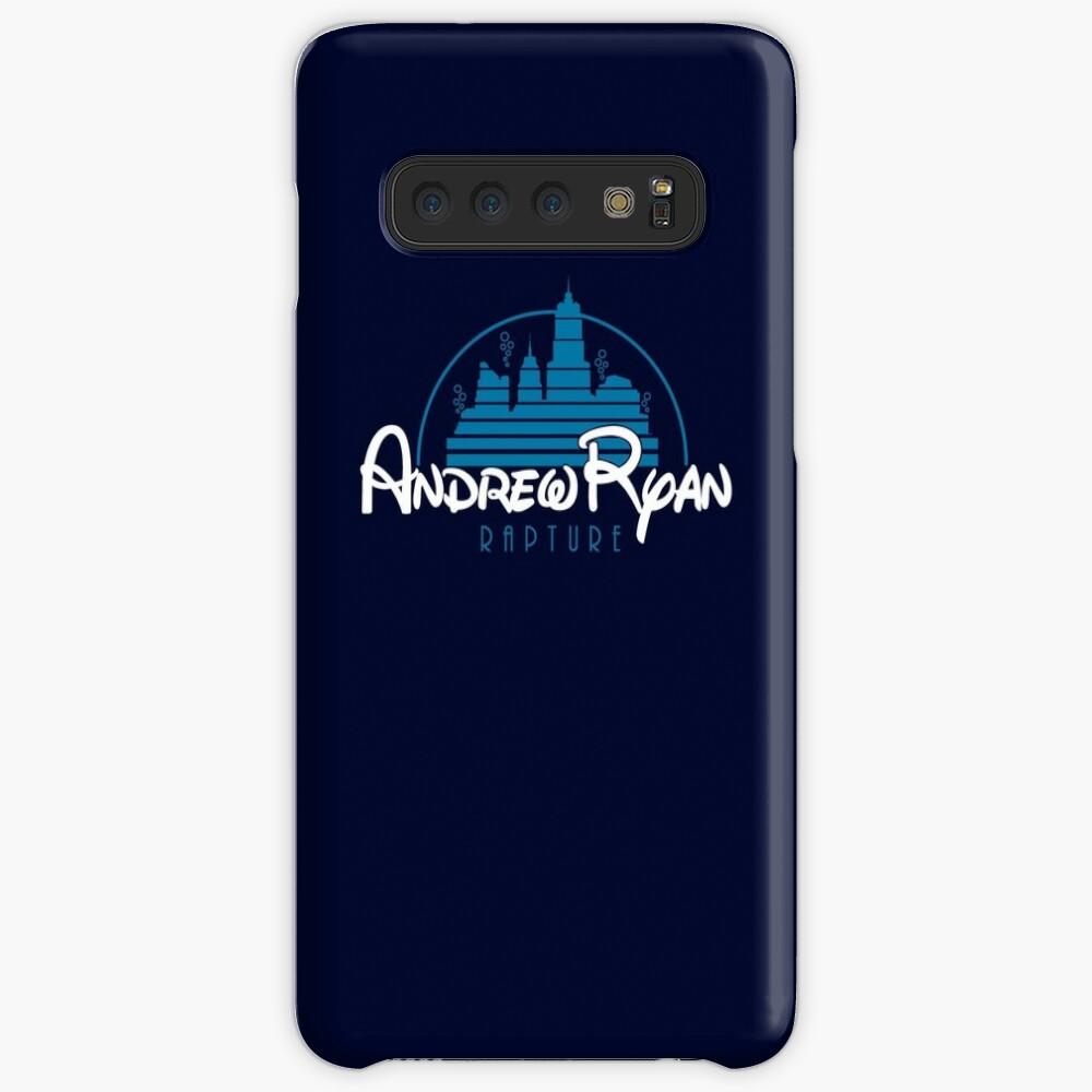 Andrew Ryan Hülle & Klebefolie für Samsung Galaxy