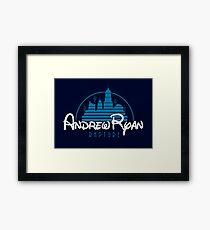 Andrew Ryan Framed Print