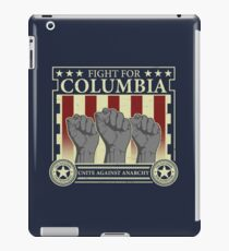Fight for Columbia iPad Case/Skin