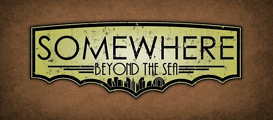 Somewhere Beyond The Sea by Adho1982