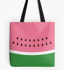 Abastract Watermelon Tote Bag