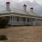 Lighthouse-keeper's house, Cape Nelson, VIC by Karen Gough