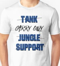 #carry only LOL Unisex T-Shirt