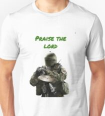 praise lord tachanka Unisex T-Shirt