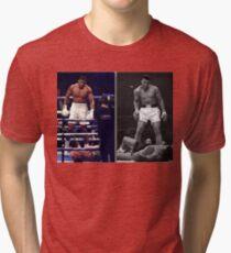 Joshua & Ali Stand Tall Tri-blend T-Shirt