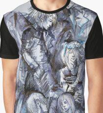 Mirror Whisper Graphic T-Shirt