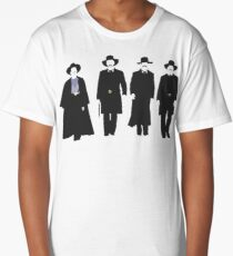Tombstone: Justice is Coming Long T-Shirt