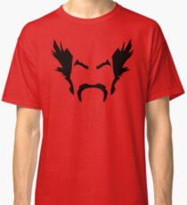 HeiHachi Mishima Tekken Black Classic T-Shirt