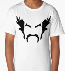 HeiHachi Mishima Tekken Black Long T-Shirt