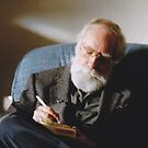 Father (Christmas 2006, North Saanich, Vancouver Island, British Columbia, Canada) by Edward A. Lentz