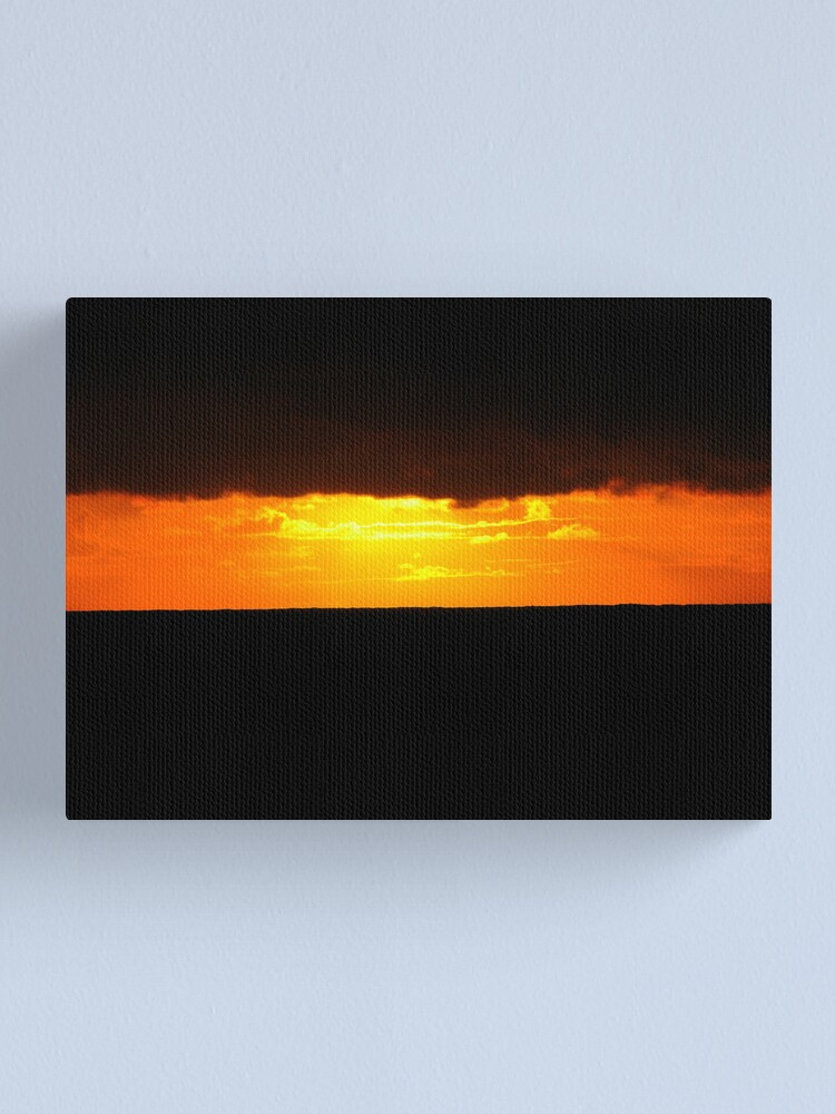 Alternate view of Band Of Gold 2 Canvas Print
