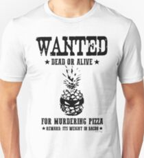 Pineapple Wanted T-Shirt