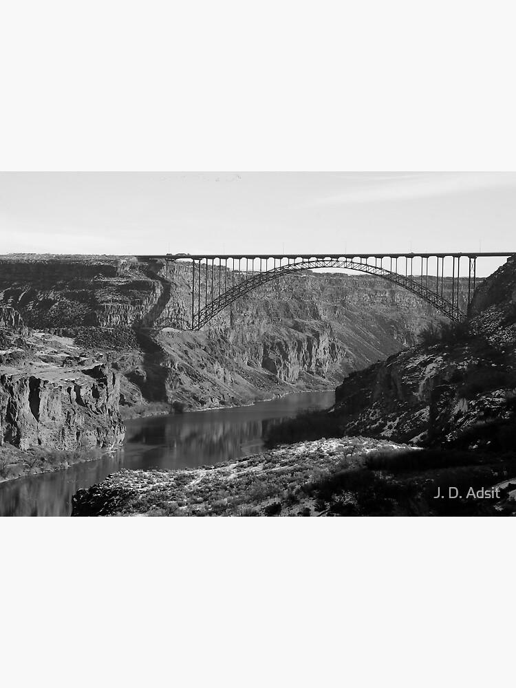 Majestic - The Perrine Bridge by adsitprojectpro